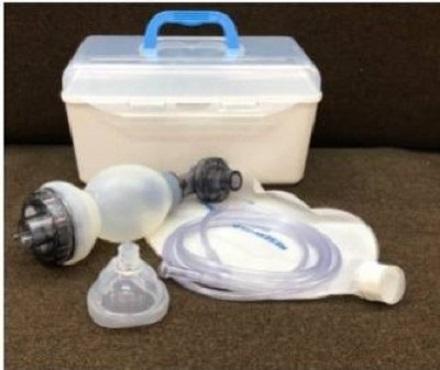 JIA Neonatal bag set silicone