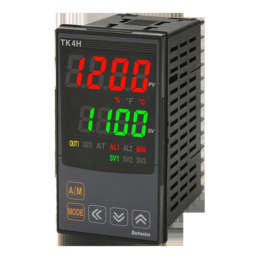 เครื่องวัดและควบคุมอุณหภูมิ TK4H-T4RN