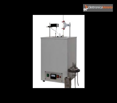 ชุดทดสอบค่าความร้อนเชื้อเพลิง Bomb Calorimeter