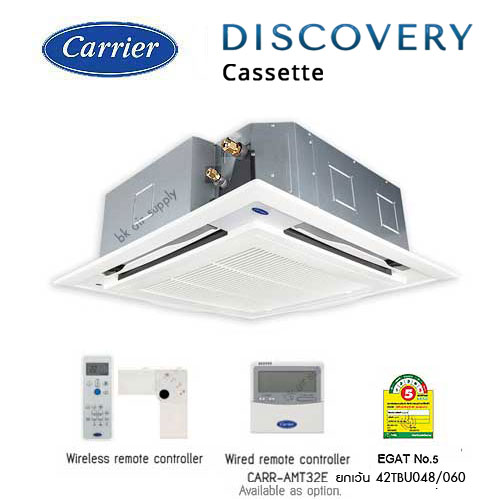 Carrier_Discovery_Cassette_TSF_Carrier_Discovery_Cassette_TSF_Carrier_Discovery_Cassette_TSF_Bkairsupply