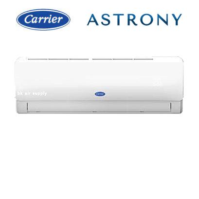 แอร์แคเรียร์ แบบติดผนัง รุ่น Carrier Astrony (แคเรียร์ แอสโทรนี่) เย็นทนทาน ราคาย่อมเยา