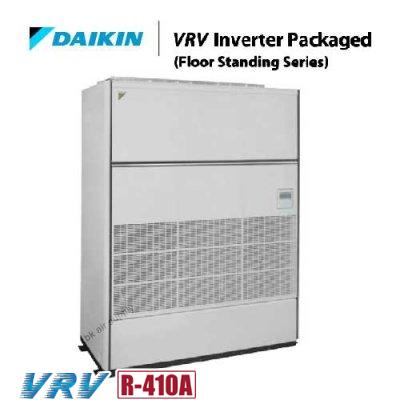 Daikin VRV Inverter Packaged Floor Standing ไดกิ้น VRV อินเวอร์เตอร์ แบบตู้ตั้งพื้น ต่อท่อลม