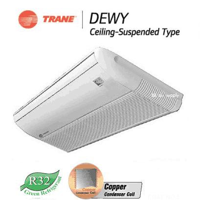 แอร์เทรน Trane Dewy Standard R32 แบบแขวนใต้ฝ้าเพดาน