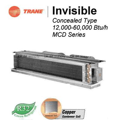 แอร์เทรน Trane Invisible Standard (Low static - R32)