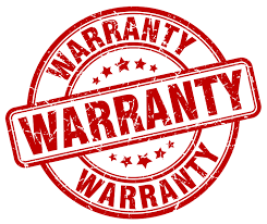 WARRANTY & AFTER SALES SERVICE
