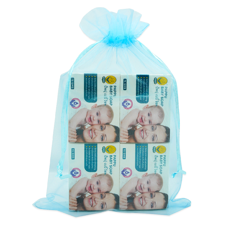 Pappu Baby Soap Set Pack Of 4