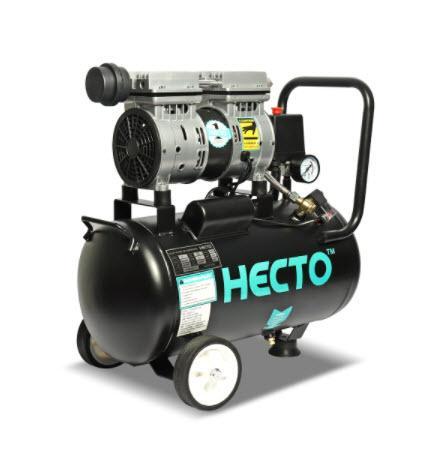 ปั๊มลมออยล์ฟรี แบบไร้น้ำมัน HECTO-C1 ขนาด 30 ลิตร 600W