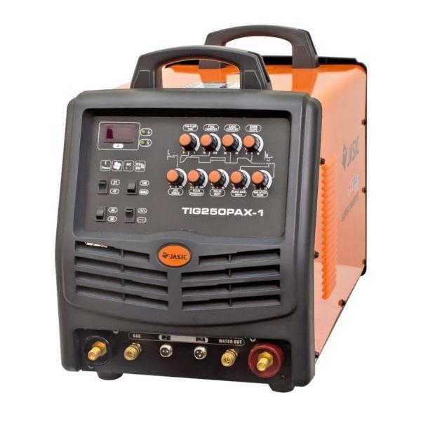 เครื่องเชื่อมไฟฟ้า  1PH AC/DC JASIC TIG250PAX1