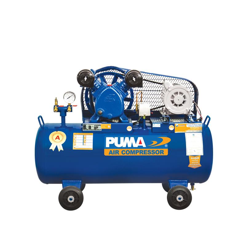 ปั๊มลมสายพาน ถัง 64 ลิตร PUMA PP-2 1/2HP 220V
