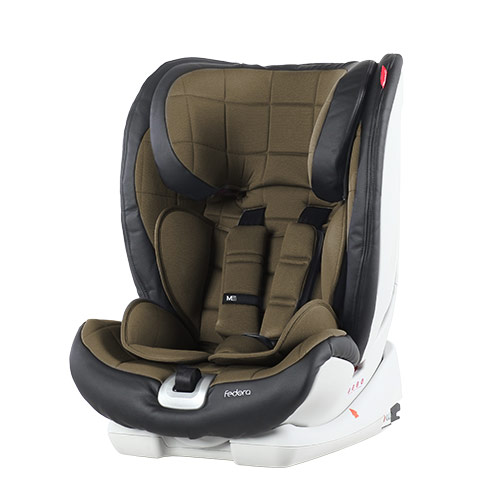 CARSEAT l Fedora M5 Brown