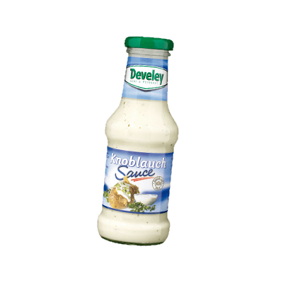 Develey Garlic Sauce