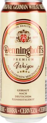 Denninghoff's Beer - Wheat Beer