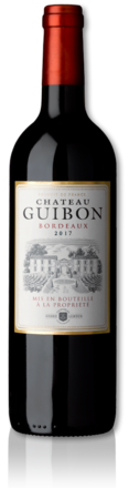 France Wine -Chateau GUIBON  by Vignobles André Lurton -RED