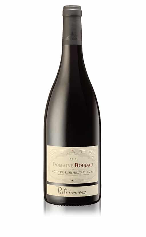 France Wine - Domaine Boudau - Patrimoine -Red