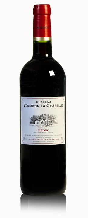France Wine - Chateau BOURBON LA CHAPELLE -RED