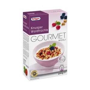 Brueggen Gourmet Four Berry Crunchy Muesli