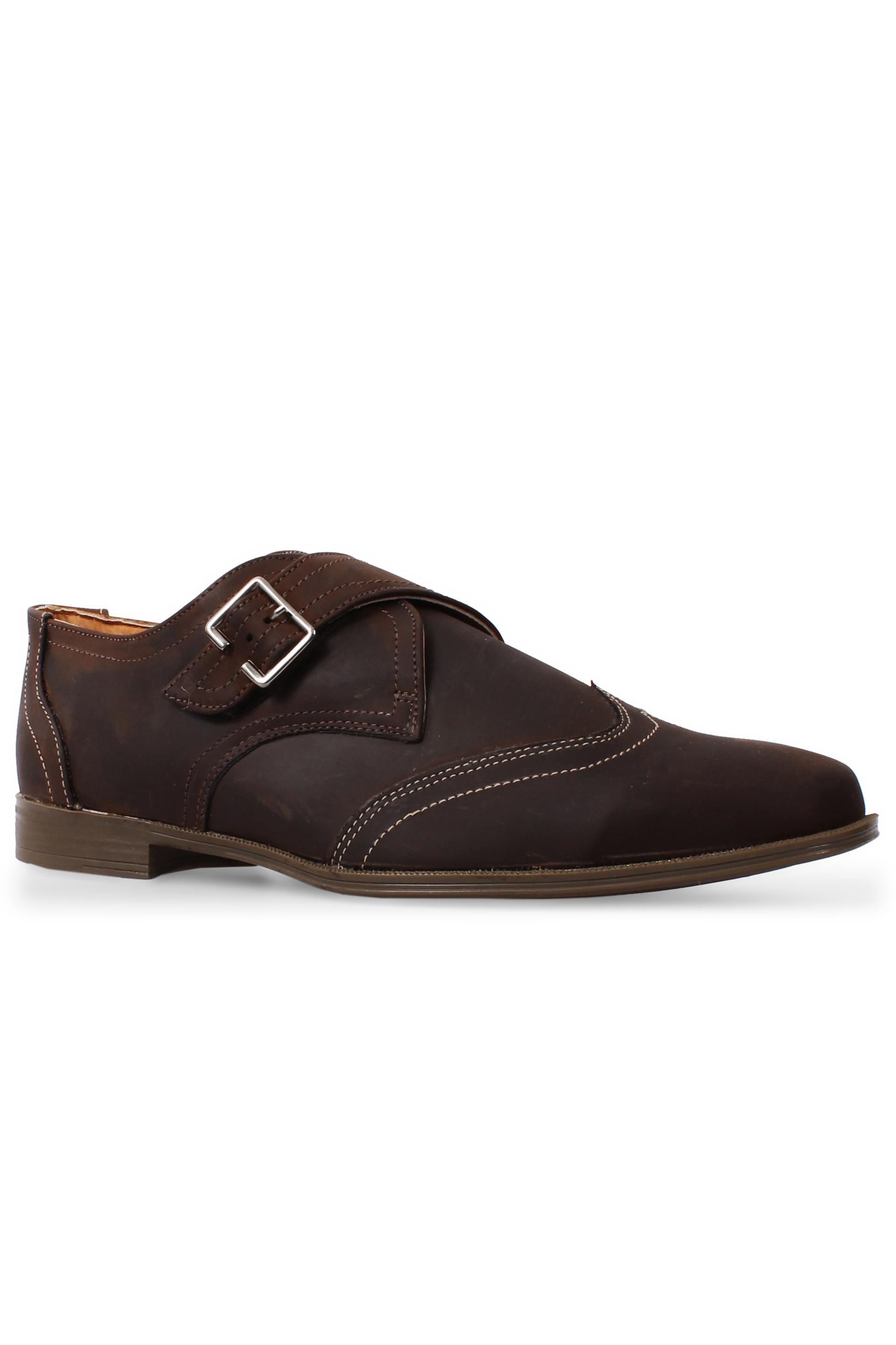 Chocolate Monk Strap