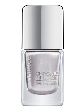 Catrice Chrome Infusion Nail Lacquer 01