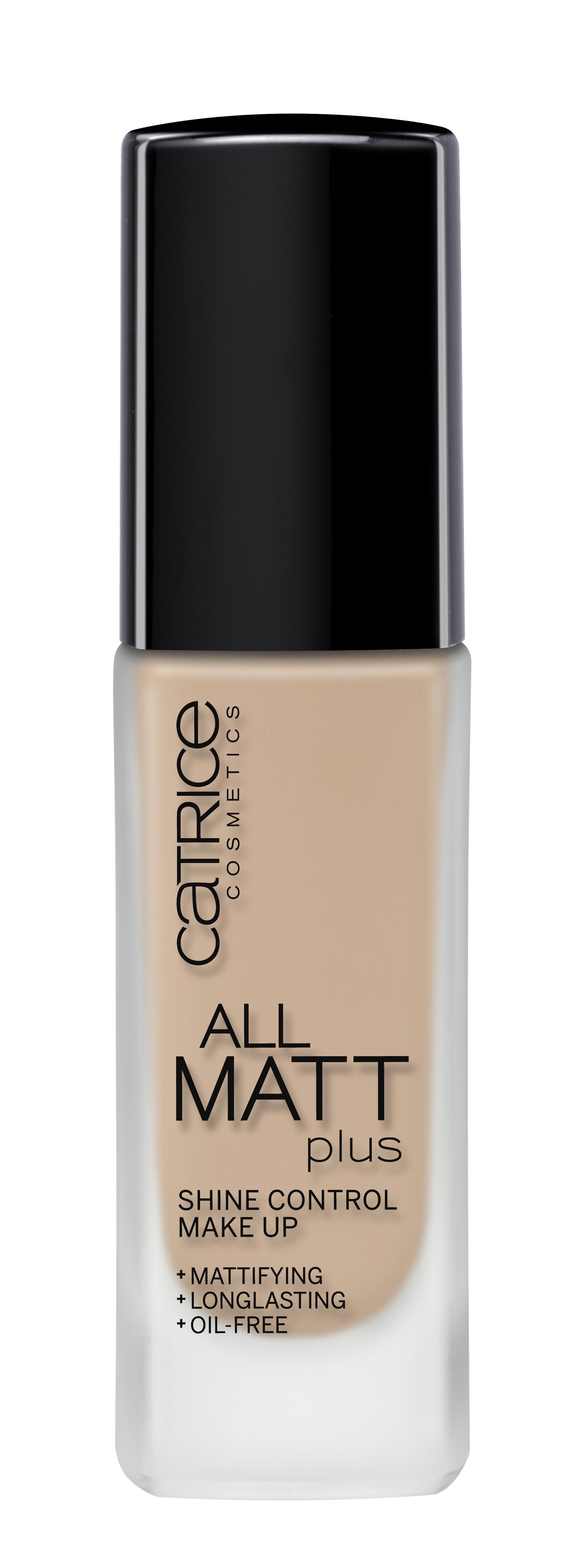 Catrice All Matt Plus Shine Control Make Up 020