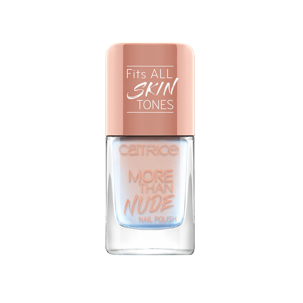 Catrice More Than Nude Nail Polish 02