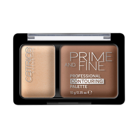 Catrice Prime And Fine Professional Contouring Palette 020