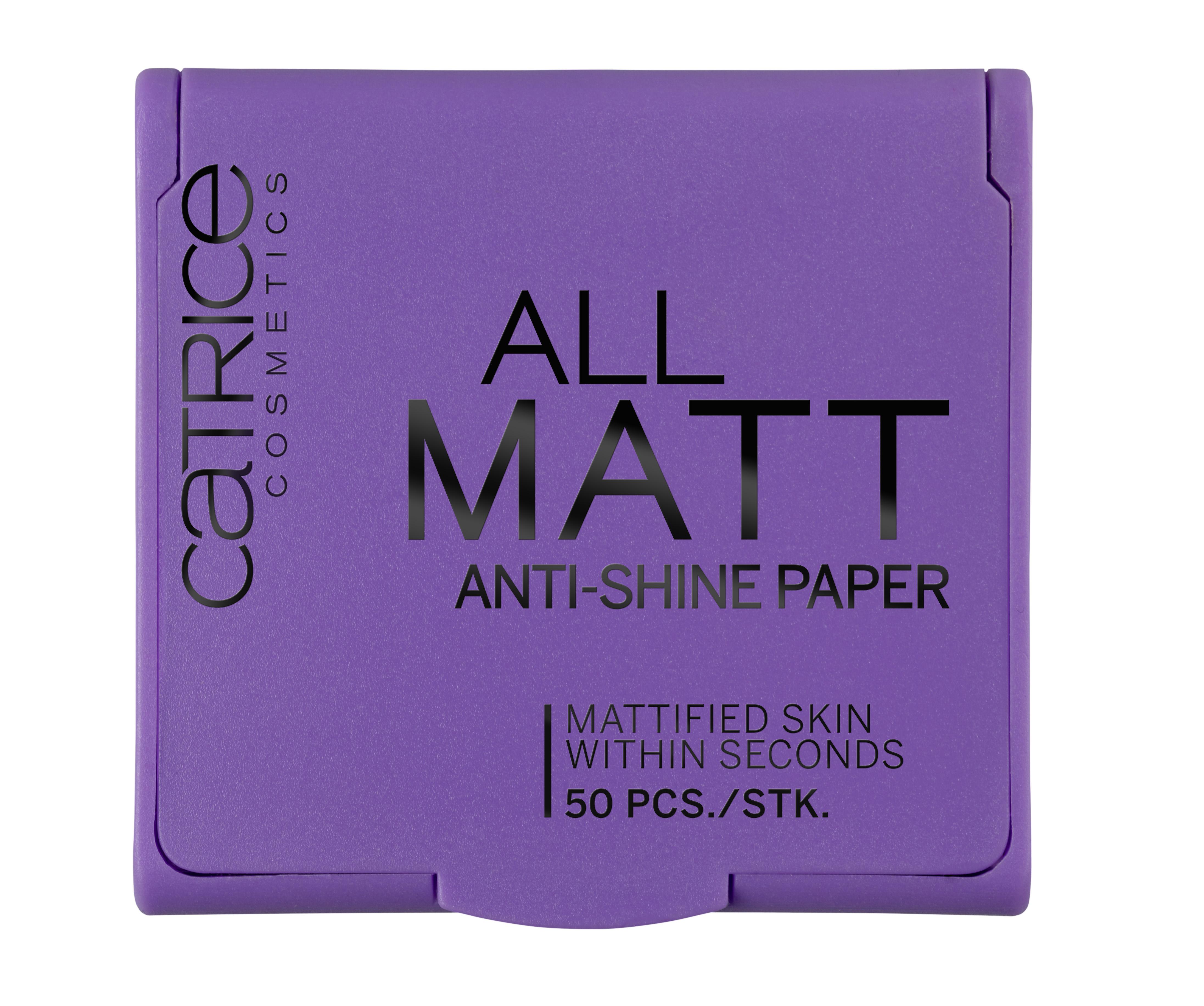 Catrice All Matt Anti-Shine Paper