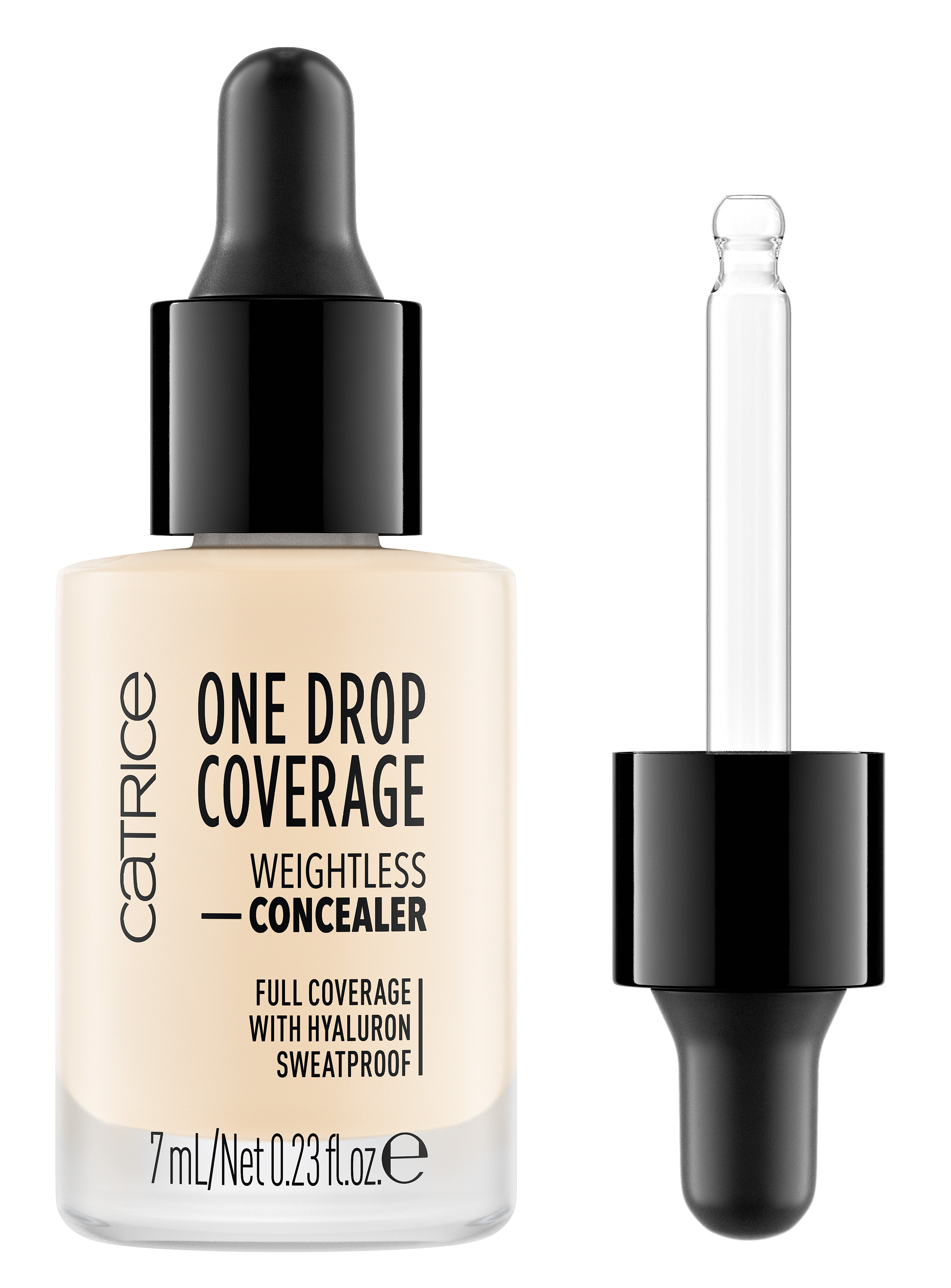 Catrice One Drop Coverage Weightless Concealer 002