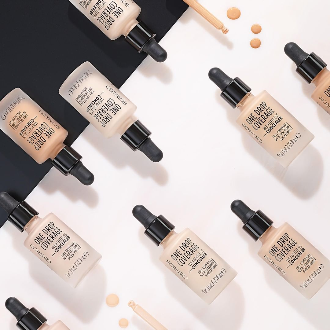 Catrice One Drop Coverage Weightless Concealer