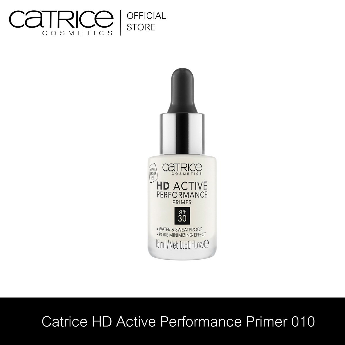 Catrice HD Active Performance Primer 010