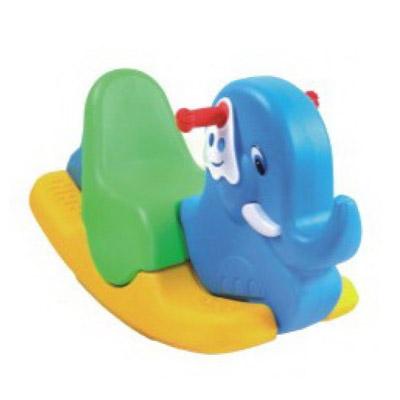 โยกเยกช้างน้อย- ของเล่นพลาสติก ของเล่นสนาม โยกเยก ไม้กระดก by Sealplay