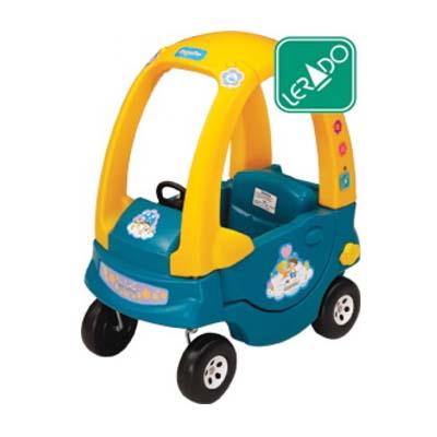 รถนักสืบน้อย ยี่ห้อ LERADO- ของเล่นพลาสติก ของเล่นสนาม รถเด็ก รถขาไถ รถฝึกเดิน by Sealplay