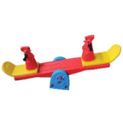ไม้กระดกรูปไก่- ของเล่นพลาสติก ของเล่นสนาม โยกเยก ไม้กระดก by Sealplay