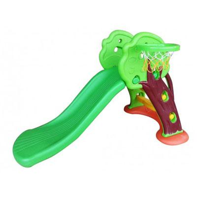 กระดานลื่นต้นไม้- ของเล่นพลาสติก ของเล่นสนาม บ้านกระดานลื่น สไลเดอร์ by Sealplay