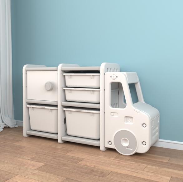 Baby Truck Toys Shelf