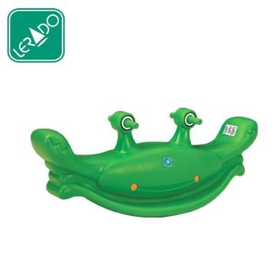 โยกเยกปูจ๋า ยี่ห้อ Lerado- ของเล่นพลาสติก ของเล่นสนาม โยกเยก ม้าโยก ไม้กระดก by Sealplay
