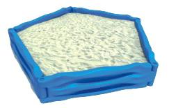 Sealplay ของเล่นสนาม บ่อทราบ กะบะทรายห้าเหลี่ยม