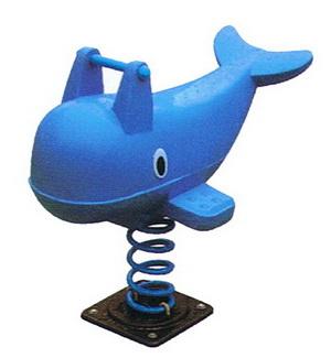Sealplay ของเล่นสนาม โยกเยกสปริงโลมา