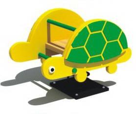 Sealplay ของเล่นสนาม โยกเยกสปริงเต่าเขียว