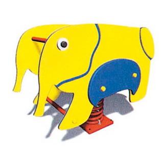 Sealplay ของเล่นสนาม โยกเยกสปริงพ่อช้าง