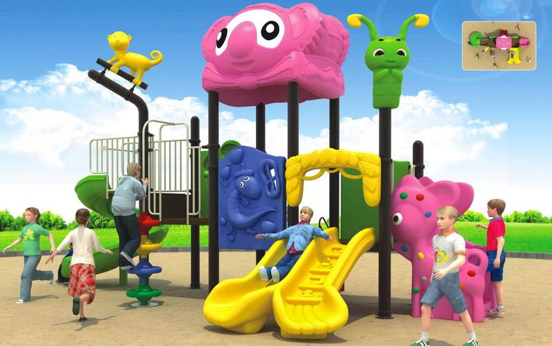 Sealplay สนามเด็กเล่น กระดานลื่น สไลเดอร์- เครื่องเล่นสนาม A ชุดสวีทตี้โคอาล่าสไลด์