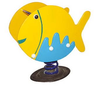 โยกเยกสปริงปลาทอง