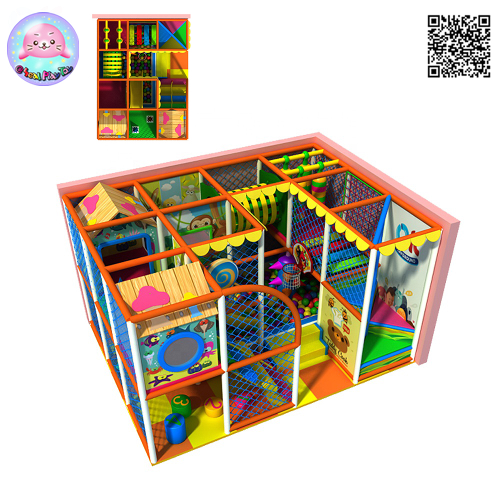 Indoor Playground N017