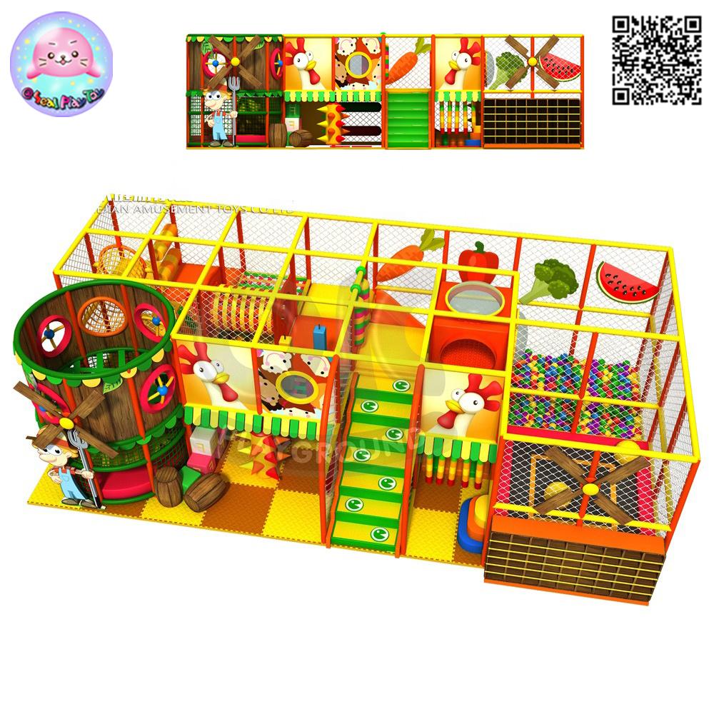 Indoor Playground N252