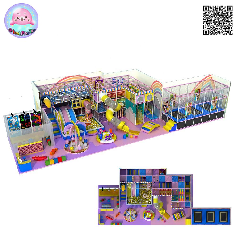 Indoor Playground N588