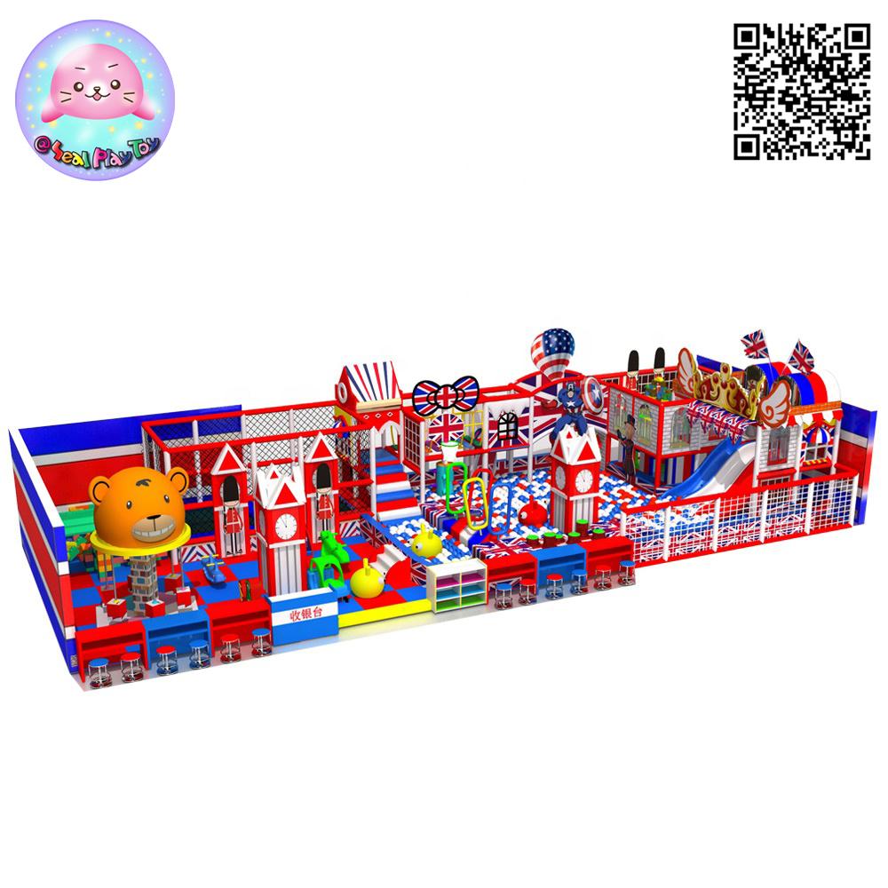 Indoor Playground AB09