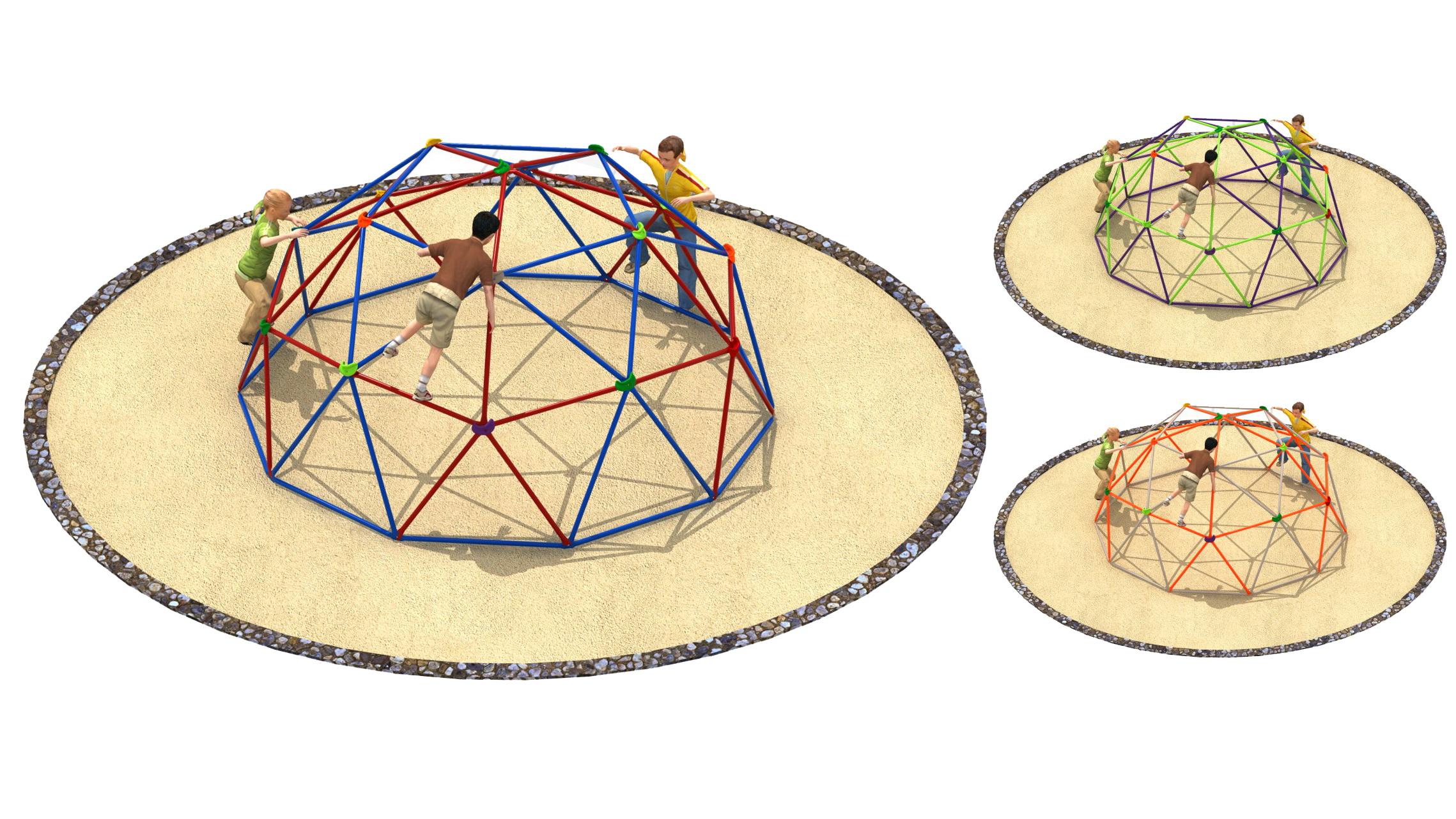 Sealplay ของเล่นสนาม ปีนป่าย ลูกโลกปีนป่าย