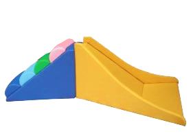 Sealplay ของเล่นเบาะนุ่ม ปีนคลาน กระดานลื่นทรงเอ (A)