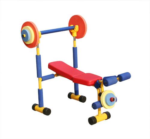 Sealplay เครื่องออกกำลังกายเด็ก ฟิตเนสเด็ก อุปกรณ์ยกน้ำหนัก
