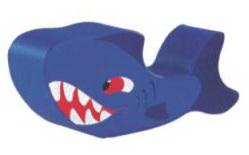 Sealplay ของเล่นเบาะนุ่ม เบาะนุ่มนิ่มฉลาม