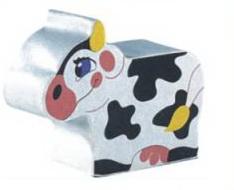 เบาะนุ่มนิ่มวัว